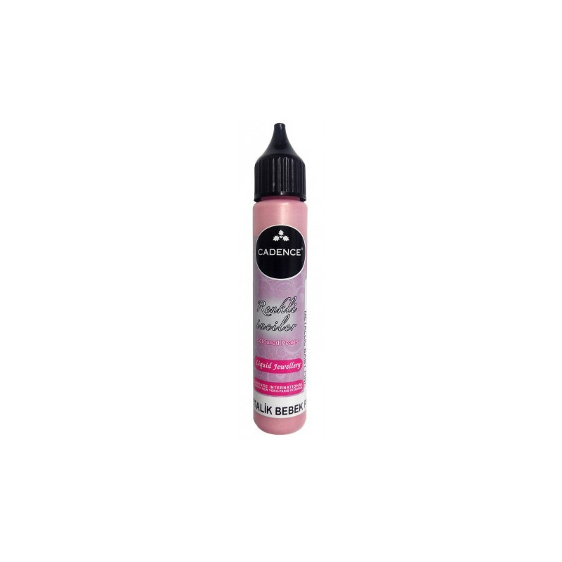 Coloured Pearls rosa 25ml