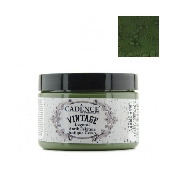 Vintage Legend CADENCE Verde Hoja