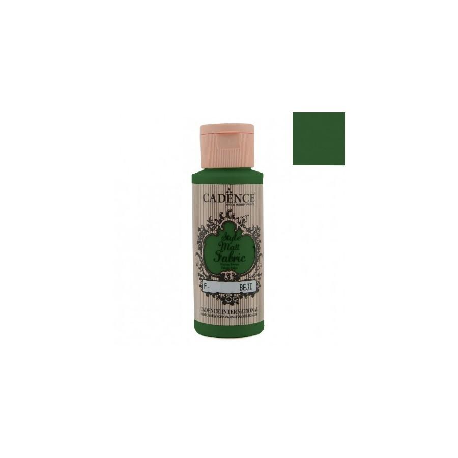 STYLE MATT FABRIC - Verde Oscuro