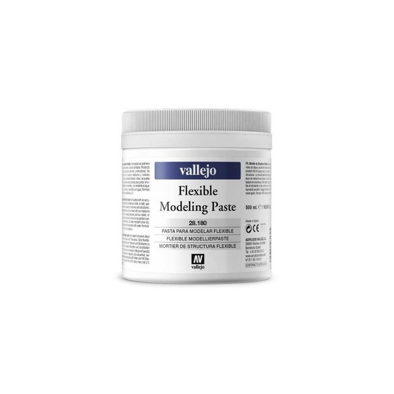 Flexible Modeling Paste VALLEJO