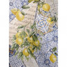 Papel De Arroz COLLAGE LIMONES GRANDES