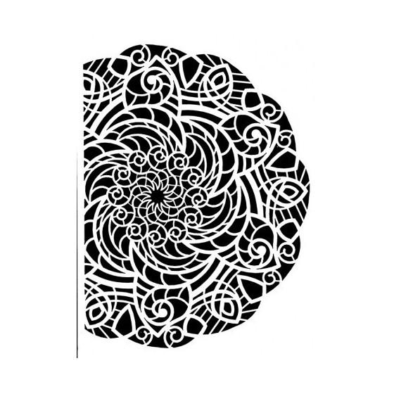 Stencil BACKGROUND Cadence...
