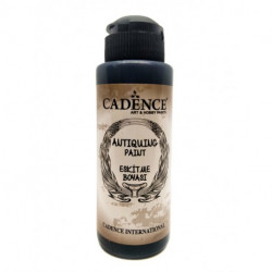 Antiquing Paint NEGRO Cadence