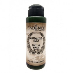 Antiquing Paint VERDE Cadence