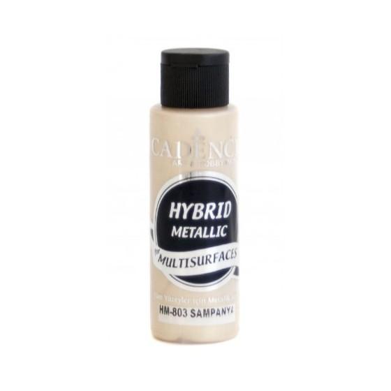Hybrid Metallic champán