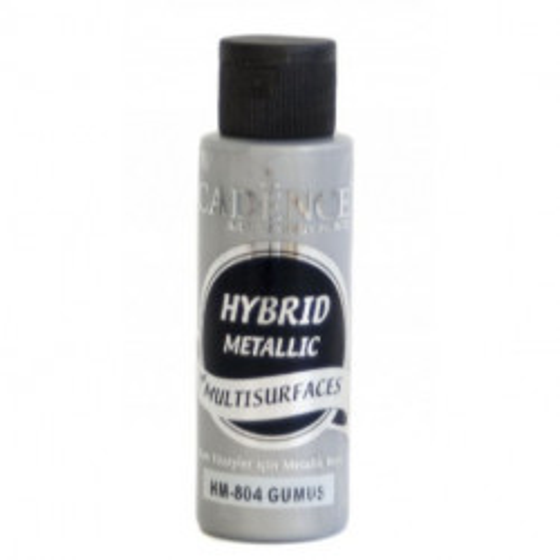 Hybrid Metallic plata