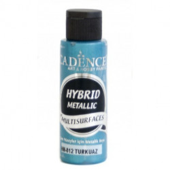 Hybrid Metallic TURQUESA