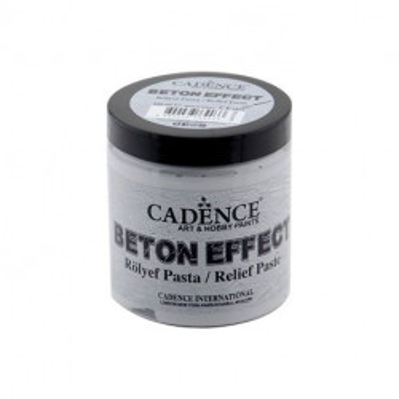 Beton Effect pasta de relieve CADENCE