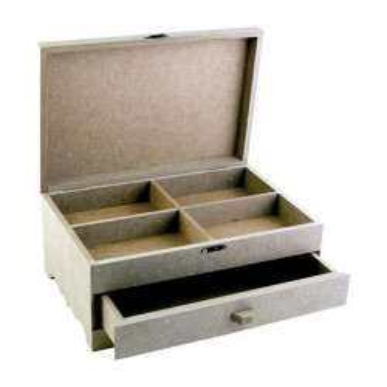 Caja Compartimentos DM CADENCE 30x20x14