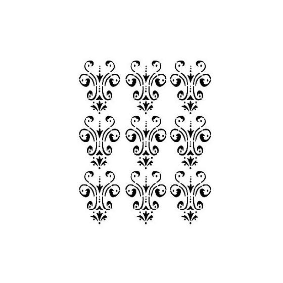 Stencil FONDO Cadence