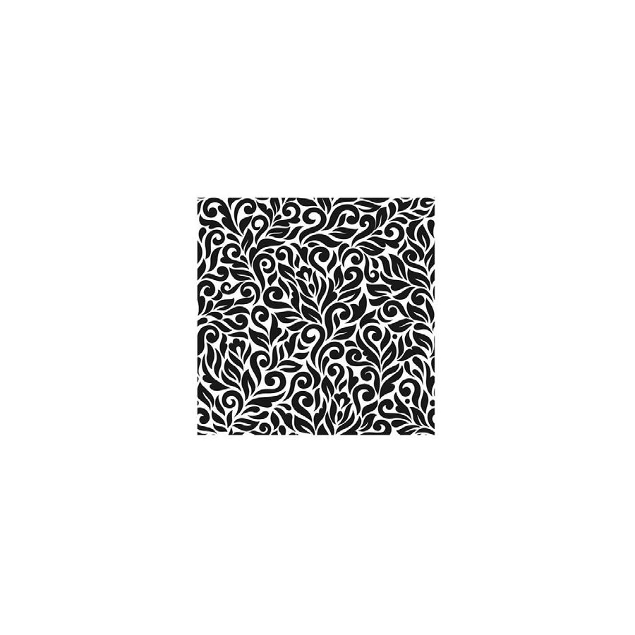Stencil FONDO VEGETAL 1 25x25cm