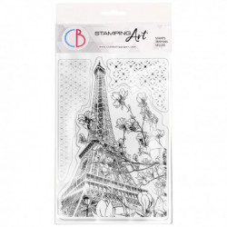 """Clear Stamp Set 4""""X6"""" Le..."""