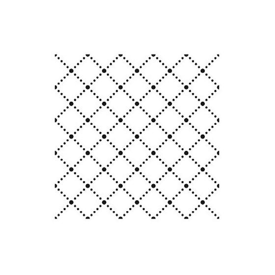 Stencil FONDO PUNTITOS 25x25cm