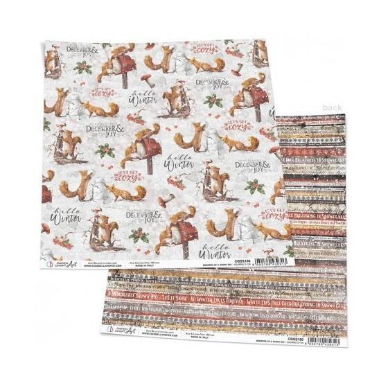 Squirrels' Fun Paper Sheet...