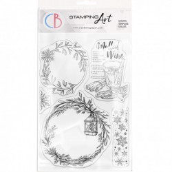 """Clear Stamp Set 6""""X8""""..."""