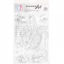 """Clear Stamp Set 6""""X8"""" The..."""