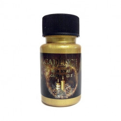 CANDLE PAINT Oro rico