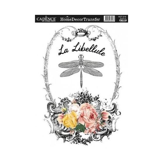Transfers HOME DECOR La Libellule