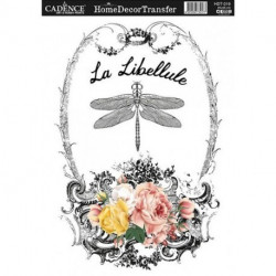 Transfers HOME DECOR La Libellule