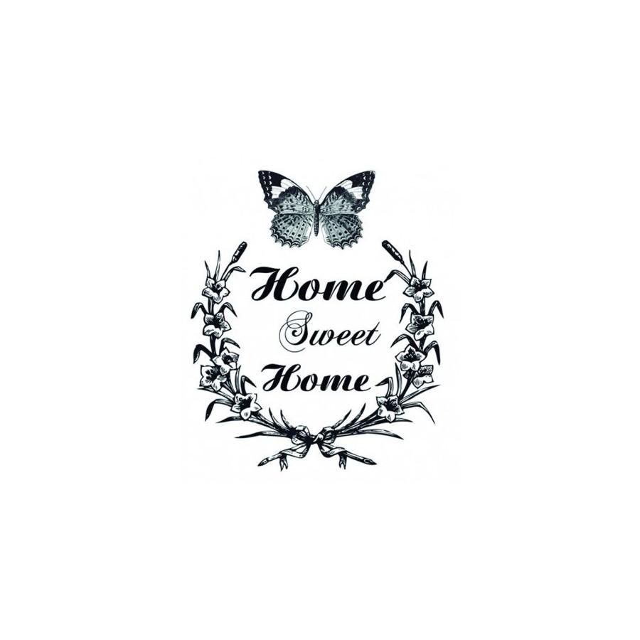 Transfers HOME DECOR Home Sweet Home