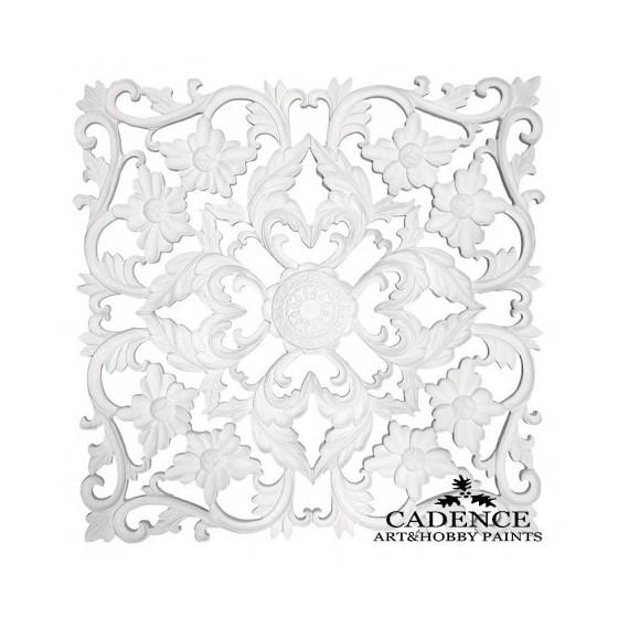 Placa Decorativa 4 57x57 CADENCE