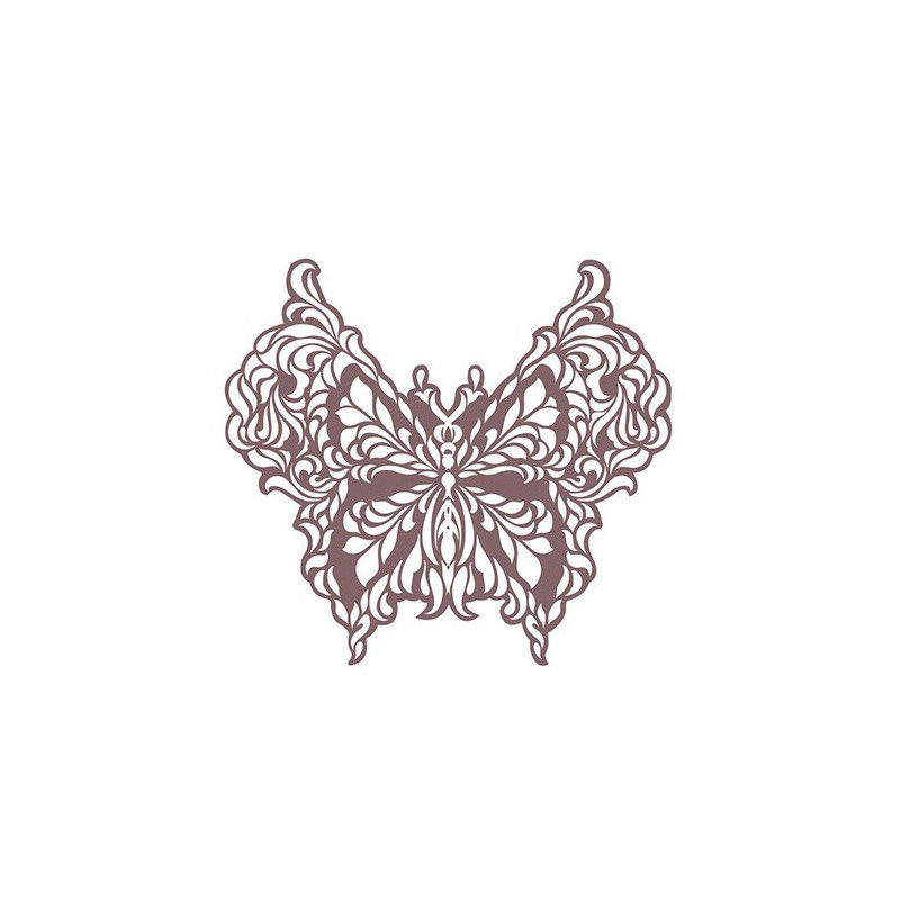 Stencil Shadow mariposa