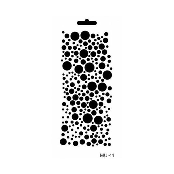 Stencil Mix Media 041...