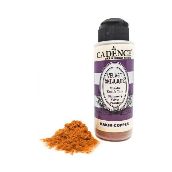 Velvet Shimmer Powder COBRE...