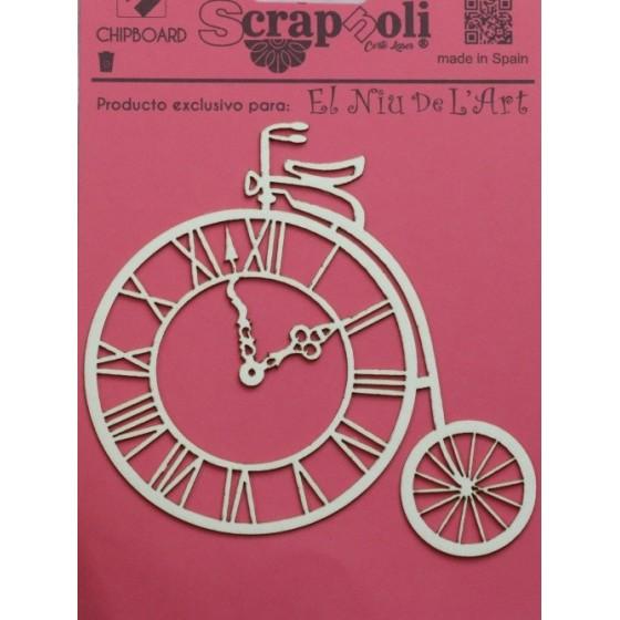 Chipboard  Bicicleta...