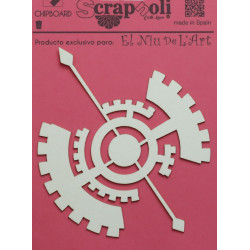 Chipboard  Lepidus C8 By...