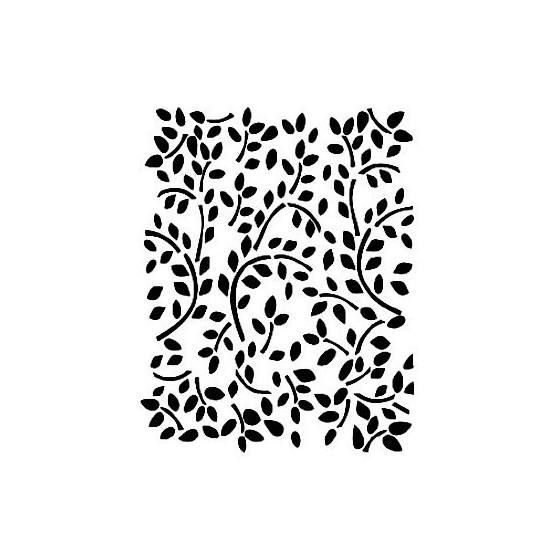 Stencil VEGETAL BN023 Cadence