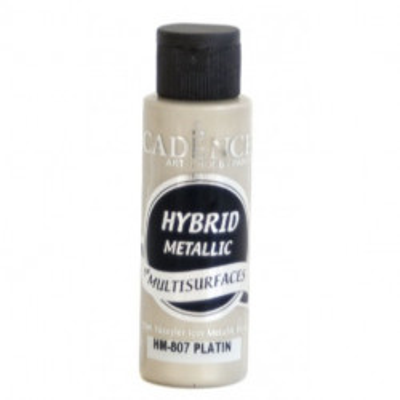 Hybrid Metallic 807 PLATINO
