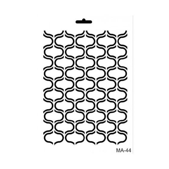 Stencil Mix Media 044 FONDO...
