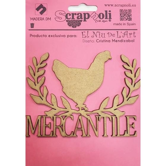Silueta Mercantile by...