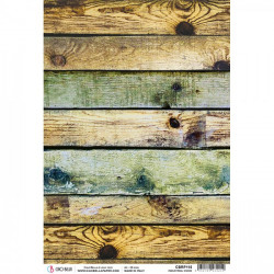 Papel de arroz Industrial Wood