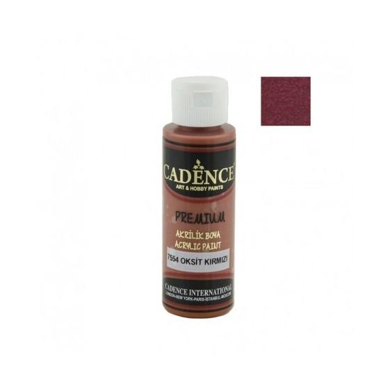 Premium OXIDE RED Cadence 70ml