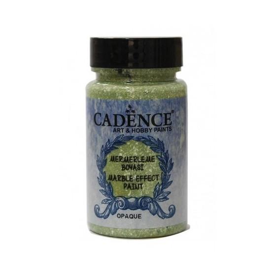 Efecto mármol verde