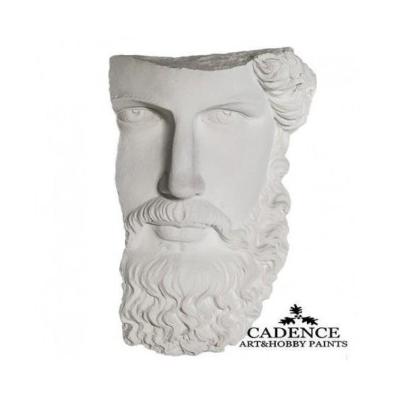 Cabeza Clásica Poseidón...