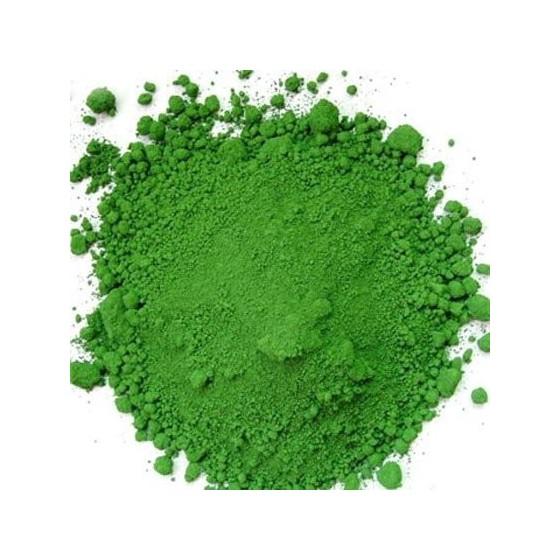 Pigmento en polvo Verde