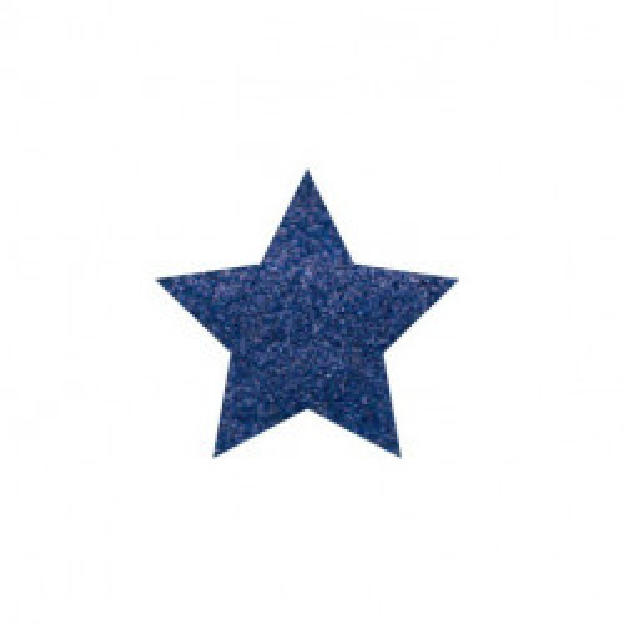 GLITTER POWDER PEN Hologr. Azul