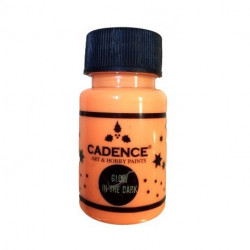 GLOW IN THE DARK naranja 50 ml