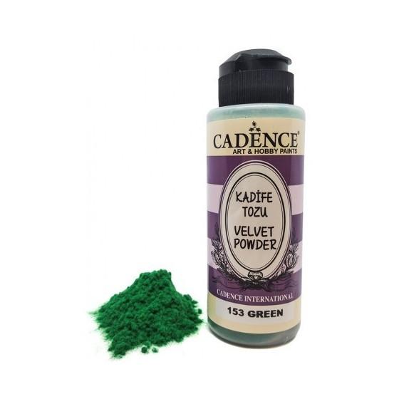 Velvet Powder VERDE Cadence
