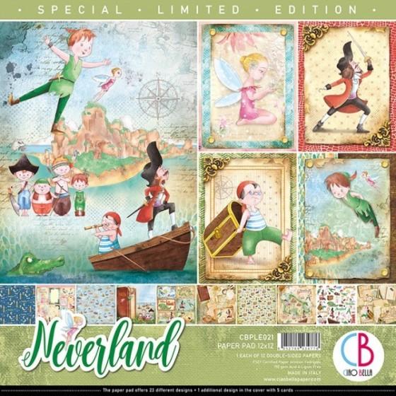 Paper Pad Neverland