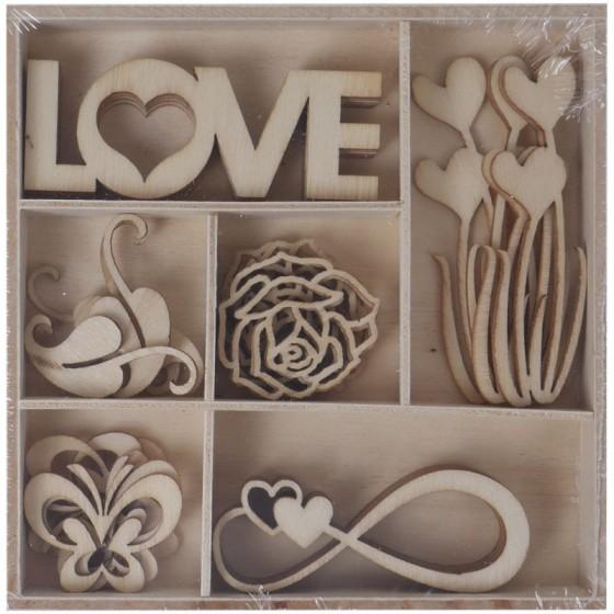 Formas de madera Artis...