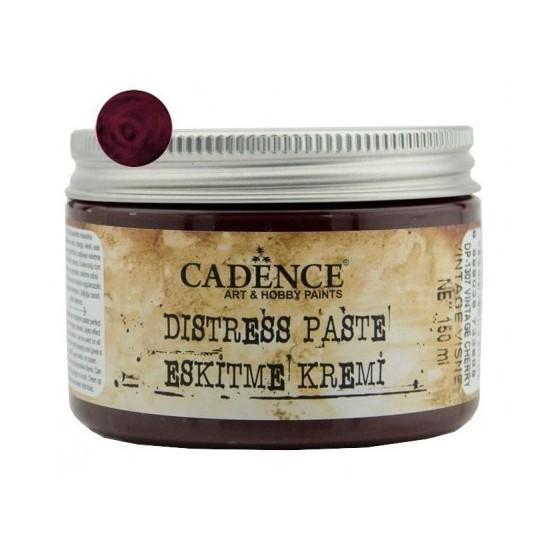 Distress Paste  Burdeos antiguo  150ml