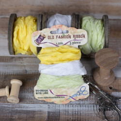 Old fashion ribbons -set of...